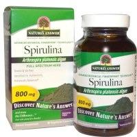 Natur`s Answer  Spirulina