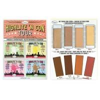 The Balm Highlite 'N Con Tour Face Palette