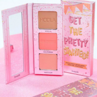 Benefit Get the Pretty Started Mini Cheek  Palette