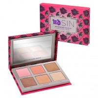 Urban Decay Sin Afterglow Highlighter and Blush Palette