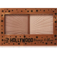 W7 Hollywood Bronze and Glow Contour Kit