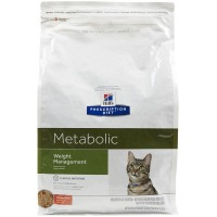 Hill's Prescription Diet Feline Metabolic Advanced Weight Solution Dry Cat Food