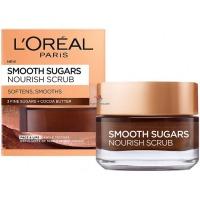 L'Oreal Paris Smooth Sugars Nourish Scrub