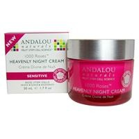 Andalou Naturals 1000 Roses® Heavenly Night Cream