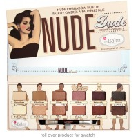 The Balm NUDE 'dude Eyeshadow Palette