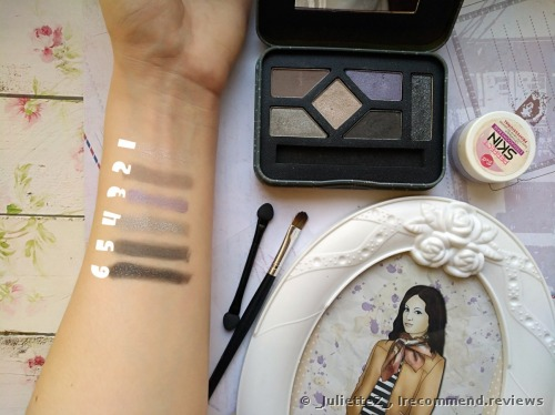 L.A. Girl Inspiring Eye Shadow Palette