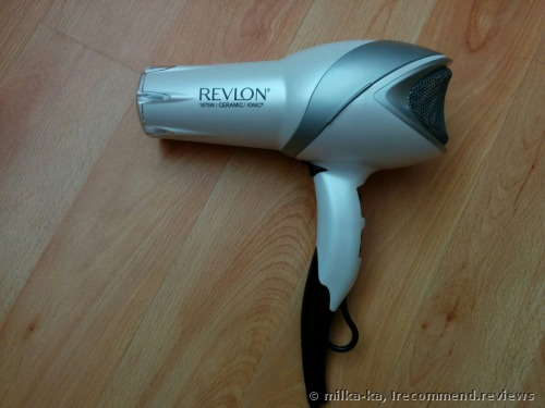 Revlon Healthy Hair Laser Brilliance Ceramic Ionic Infrared Heat Hair dryer
