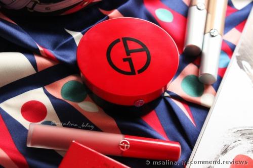 Armani Beauty To Go Foundation Cushion