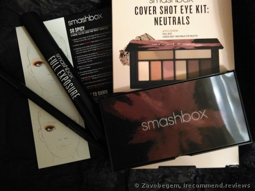 Smashbox Cover Shot   Eye Shadow Palette