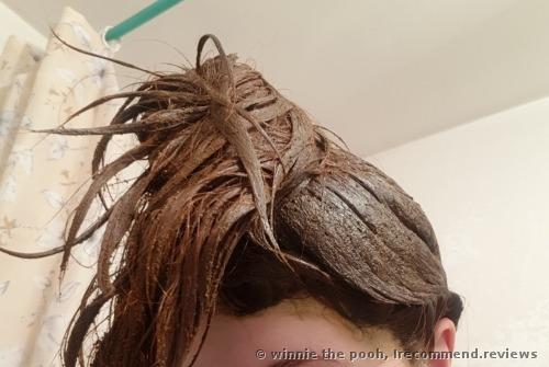 Lush Henna Hair Dye