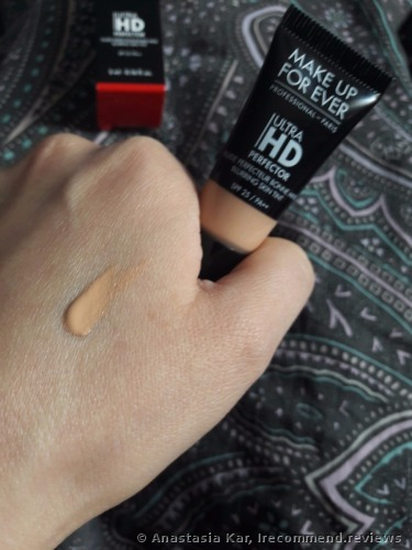 Make Up For Ever Ultra HD Perfector Blurring Skin Tint