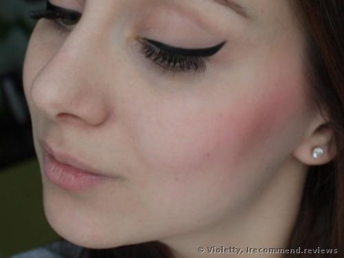 Sleek MakeUp  by 3 Palette Blush