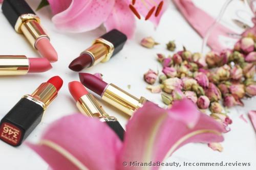 L'Oreal Color Riche MatteAddiction  Lipstick