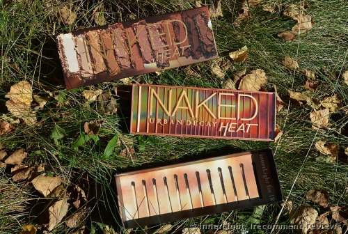 Urban Decay Naked Heat Eye Shadow Palette