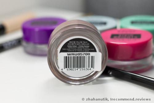 NYX Vivid Brights Crème Colour