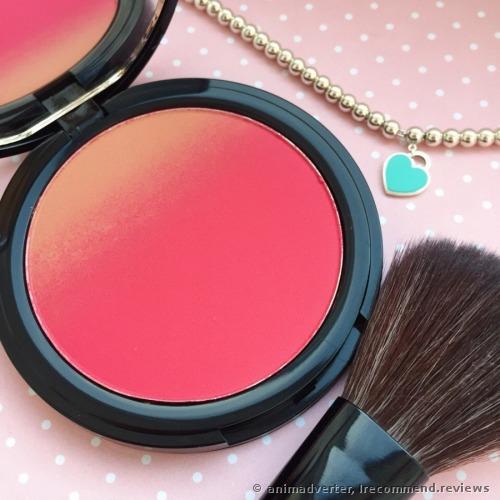 100% matte blush