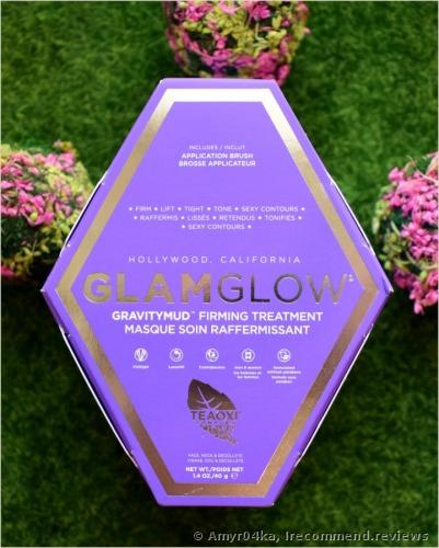 Glamglow GRAVITYMUD™ Firming Treatment Mask