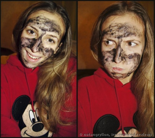 Freeman Feeling Beautiful Facial Polishing Mask, Charcoal & Black Sugar