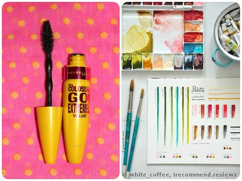 Maybelline The Colossal Go Extreme Volum' Mascara