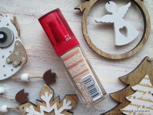 Bourjois Paris Healthy Mix Anti-Fatigue and Radiance Reveal Foundation