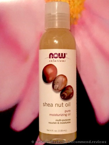 Now Foods  Shea Nut Oil