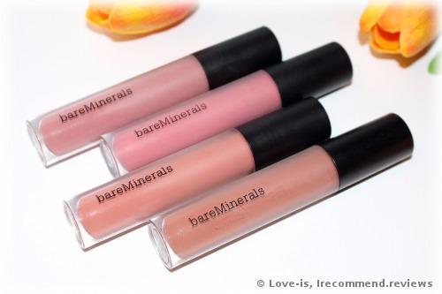 BareMinerals GEN NUDE™ Matte Liquid  Lipcolor
