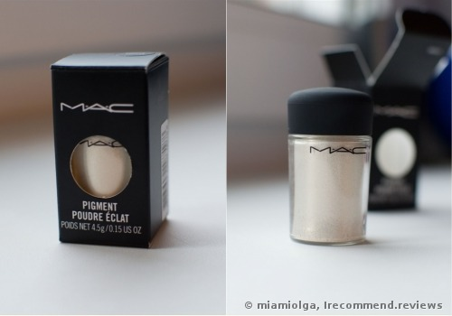 MAC Colour Powder Pigment