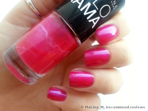 Maybelline Colorama Nail Polish