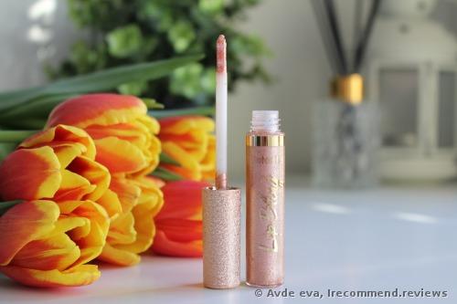 Tarte Tarteist™ lip bling High Standards (Shimmering Rose Gold)