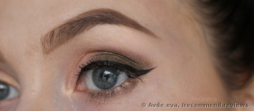 Jouer Highlighter as an eyeshadow