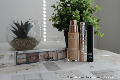 How does the primer by E.L.F. will work over these products? I used the liquid concealer (Eveline), creamy concealer (Catrice), foundation (Yves Rochet)