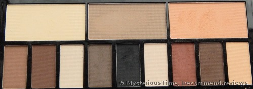 Makeup Revolution Ultra Eye Contour Light and Shade Palette