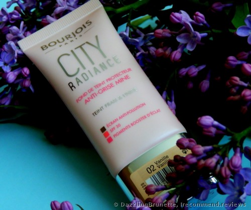 Bourjois Paris City Radiance  Foundation