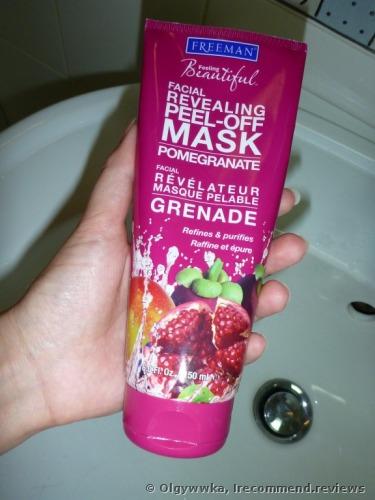 Freeman Feeling Beautiful Facial Revealing Peel-off Pomegranate Facial Mask