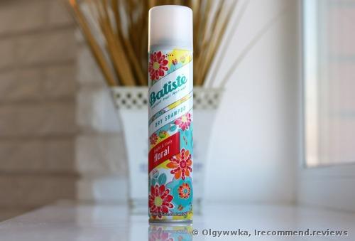 Batiste Floral Dry Shampoo