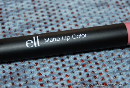 E.L.F. Matte Lip Color