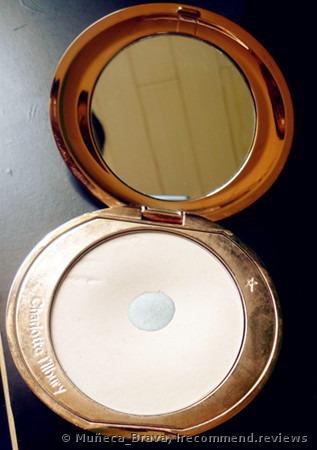 Charlotte Tilbury AIR BRUSH FLAWLESS FINISH Skin Perfecting Micro-Powder