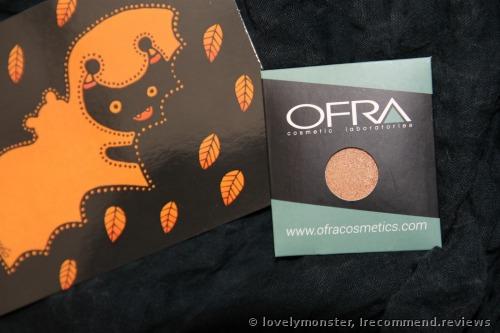 OFRA Cosmetics Shimmer Eyeshadow