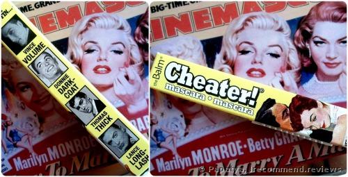The Balm Cheater! Mascara