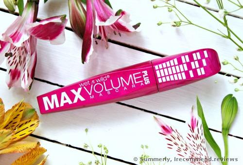 Wet n Wild Max Volume Plus Mascara
