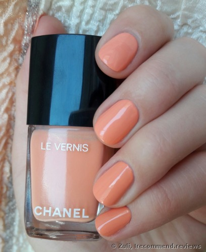 Chanel Les Indispensables de L'Ete Cruise Collection Summer 2017 Nail Polish