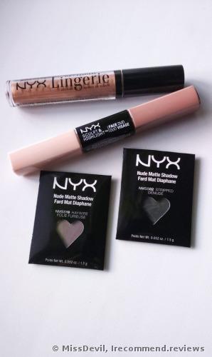 NYX Matte Shadow