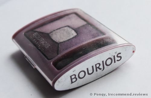 Bourjois Paris Smokey Stories Eyeshadow Palette