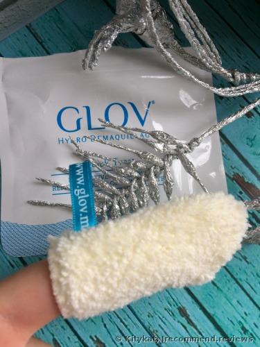 GLOV Hydro Demaquillage Microfibre Makeup Remover