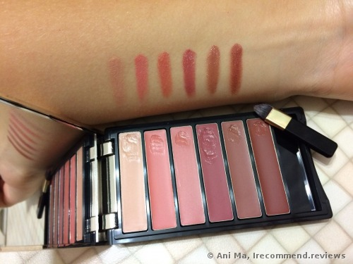 L'Oreal Paris Color Riche Lip Palette