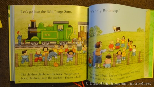 The complete book of Farmyard Tales. Heather Amery