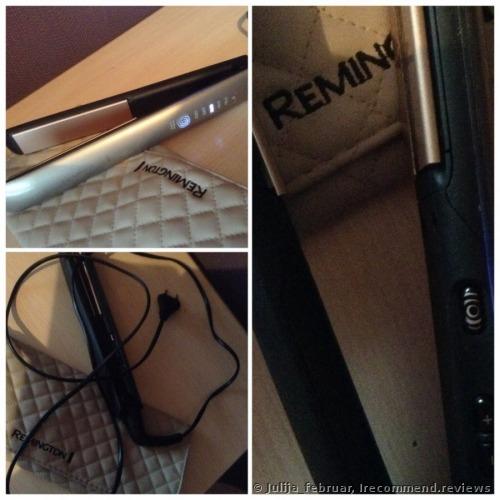 Remington Keratin Therapy Pro S8590 Straightener