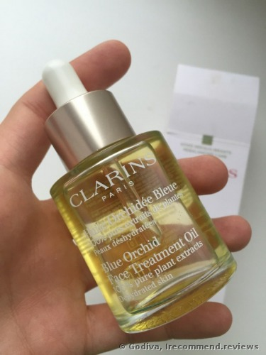 Clarins Orсhidee Bleue Face Treatment Oil