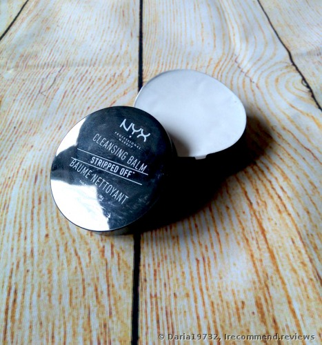 NYX Stripped Off Cleansing Balm