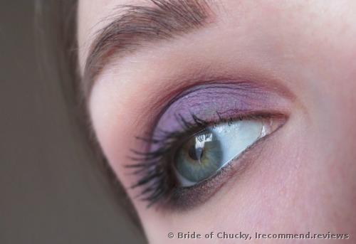 NYX Lid Lingerie Matte Eye Tint